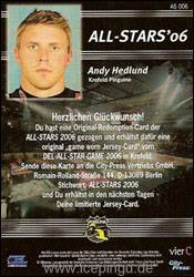 Andrew / Andy Hedlund