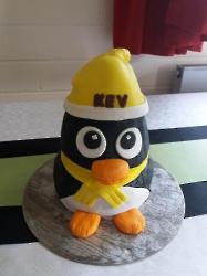 pinguinetorte